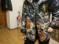 Двусторонняя куртка итальянского бренда JNC