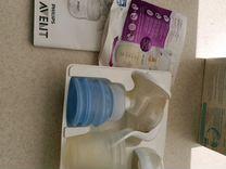 Молокоотсос ручной и бутылочки
