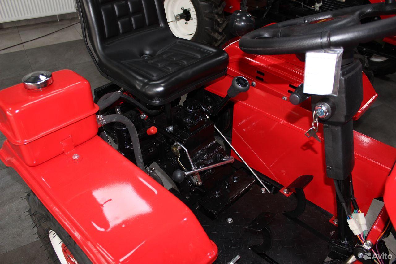 Трактор Русич Т-12