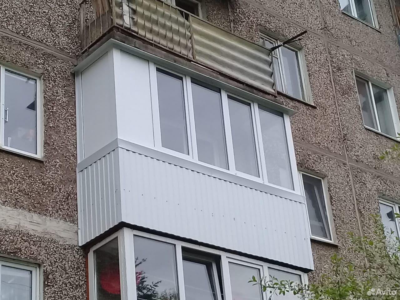 Остекление балконов и лоджий  89174095022 купить 6