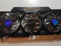 Видеокарта Gigabyte Geforce GTX 770