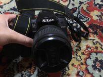 Фотоаппарат Nikon D7000 kit