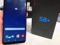 SAMSUNG Galaxy S8+ 128Gb (Черный бриллиант) бу