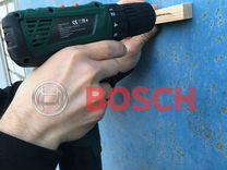 Шуруповерт Bosch