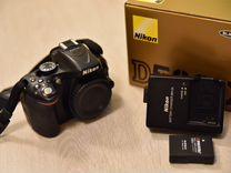 Зеркальный фотоаппарат Nikon d5200 тушка
