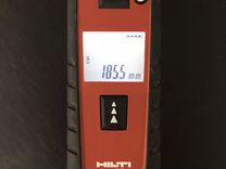 Лазерный дальномер hilti pd4