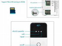 Модем 4G Wifi роутер