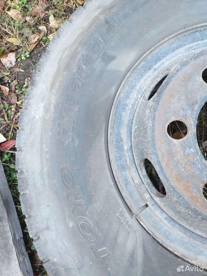 Грузовые шины с дисками 8.25R16LT  89029968427 купить 2