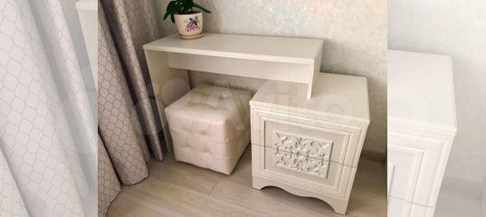 Столик туалетный купить в Челябинской области | Товары для дома и дачи | Авито
