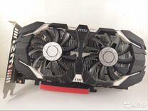Видеокарта MSI GeForce GTX 1050 Ti OC (GTX 1050 TI