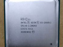 Xeon e5 2660v2 10/20 2.2ghz