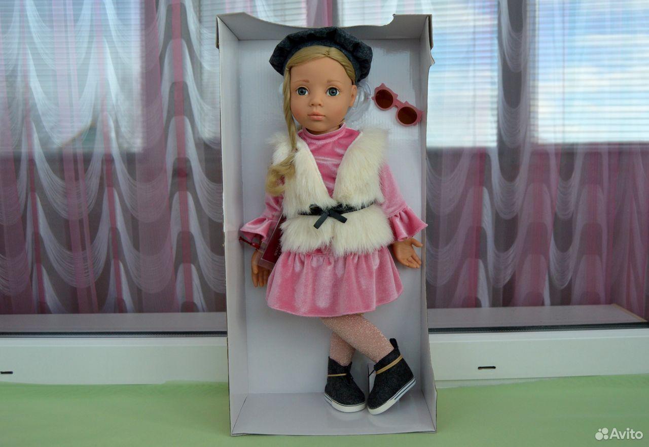 Кукла Лина от Gotz (Готц), 2018 года нюд  89063072268 купить 8