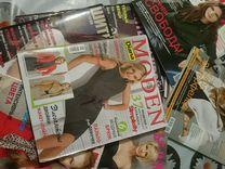 Журналы кройки и шитья