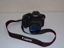 Зеркальный фотоаппарат Canon EOS 1200D Kit