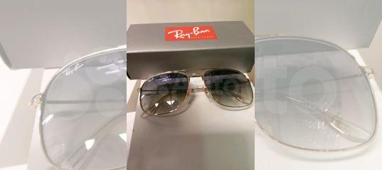 16428f46c31c Очки Ray Ban-General(RB3595 001/3F),оригинал купить в Москве на Avito —  Объявления на сайте Авито