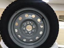 Зимние колёса на ваз — Запчасти и аксессуары в Саратове