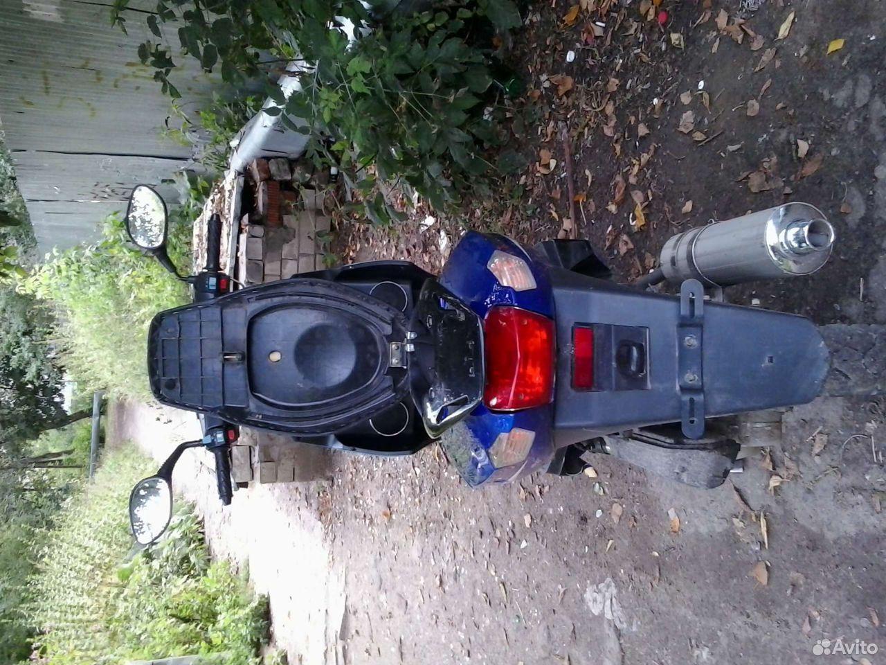 Скутер 80 куб  89065633406 купить 7