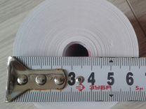 Чековая лента 80 мм