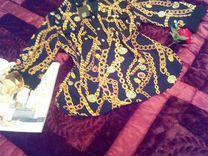 Нежнейшая люксовая блузка Versace. Новая