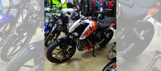 Мотоцикл KTM Duke 200 2013г дистанционная продажа купить в Белгородской области | Транспорт | Авито