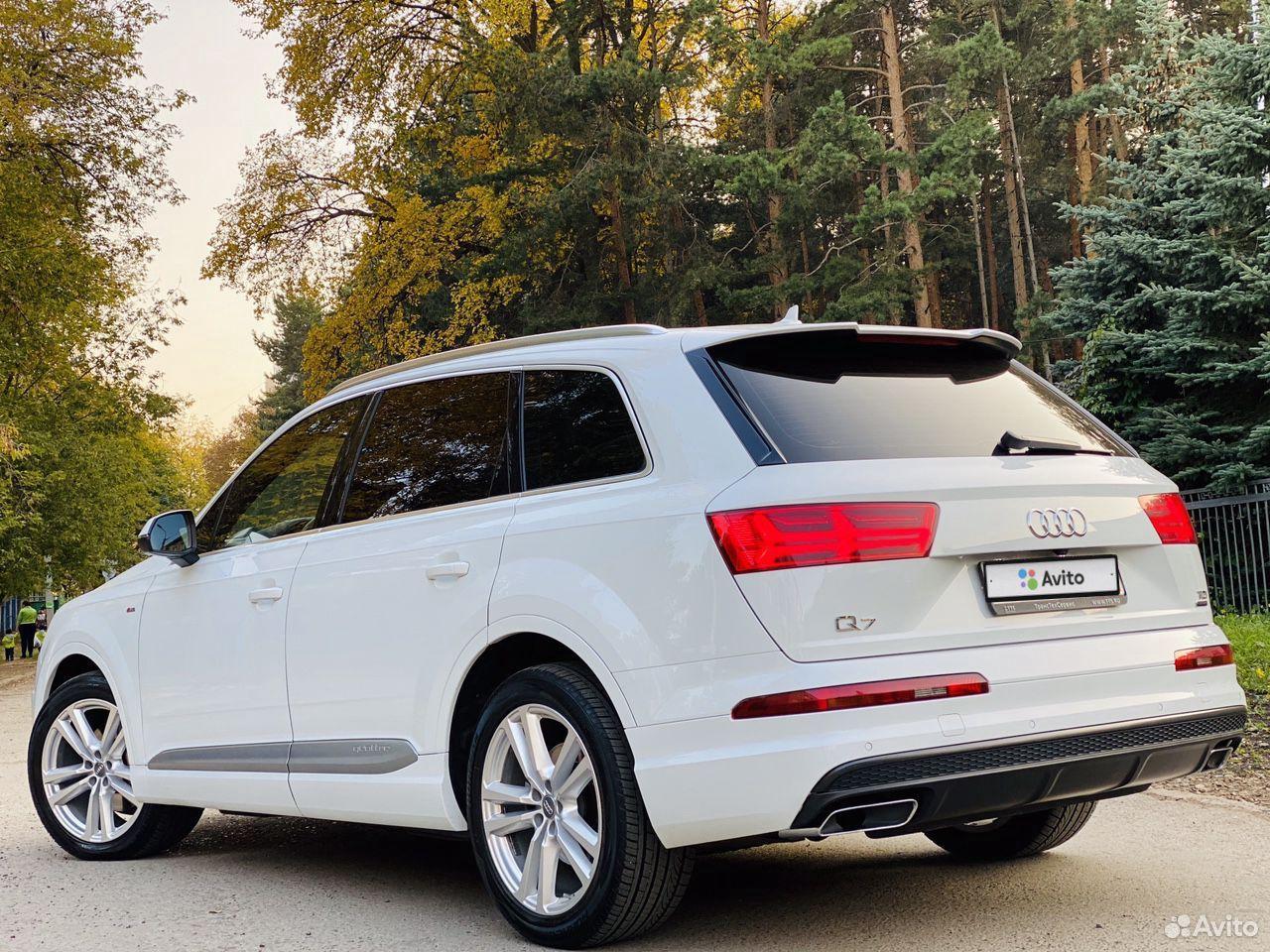 Audi Q7, 2015  89053093192 купить 1