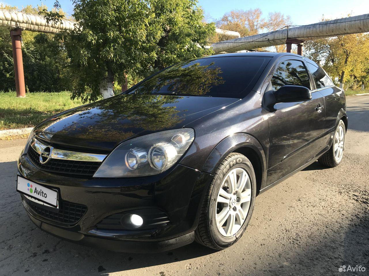 Opel Astra GTC, 2008  89129774188 купить 2