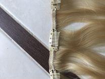 Трессы (из натуральных волос) - Волосы на заколках